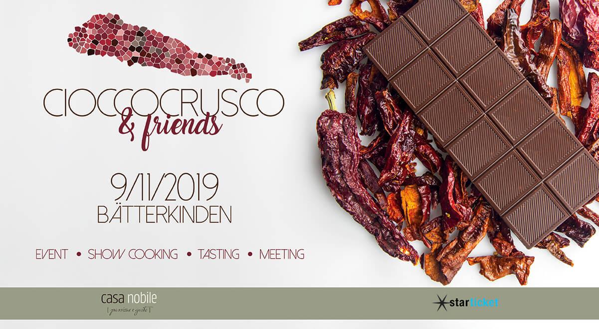 cioccocrusco and friends
